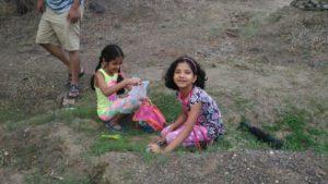 Seeds Plantation on Hanuman Tekadi - 5